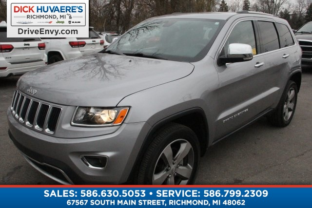 Pre owned 2016 jeep grand cherokee limited 4d sport utility in pre owned 2016 jeep grand cherokee limited fandeluxe Images