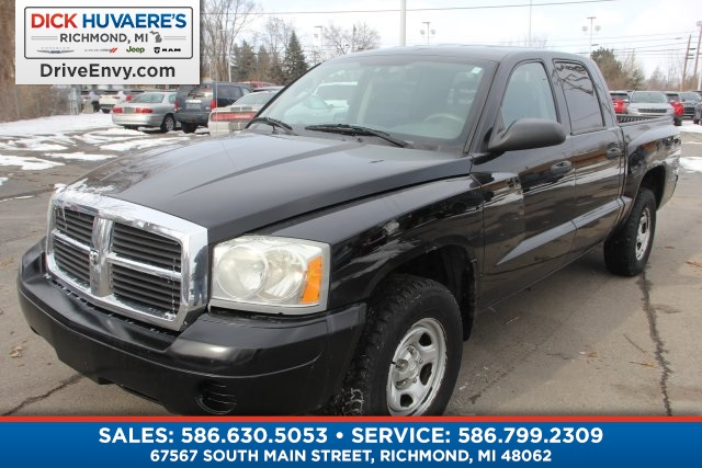 Pre-Owned 2006 Dodge Dakota ST