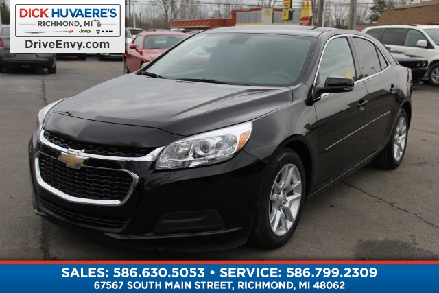 Pre Owned 2016 Chevrolet Malibu Limited Lt