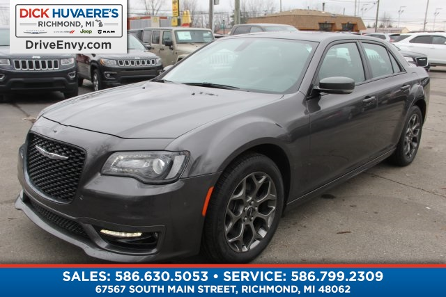 Pre Owned 2017 Chrysler 300 S