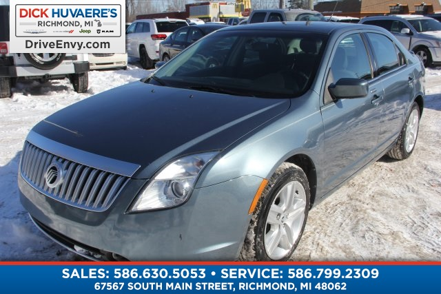 Pre-Owned 2011 Mercury Milan Base