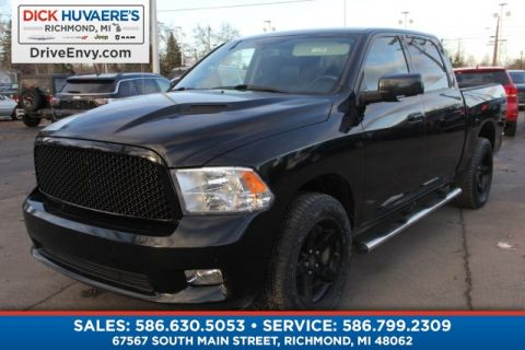 Pre-Owned 2009 Dodge Ram 1500 Sport