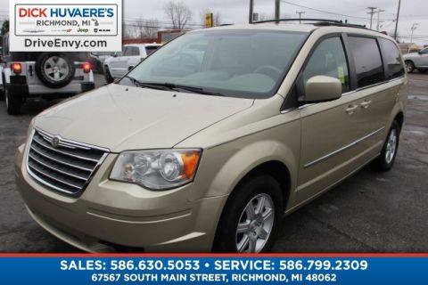 Pre-Owned 2010 Chrysler Town & Country Touring